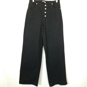 Billy Blues | Vintage Button Through Jeans 28